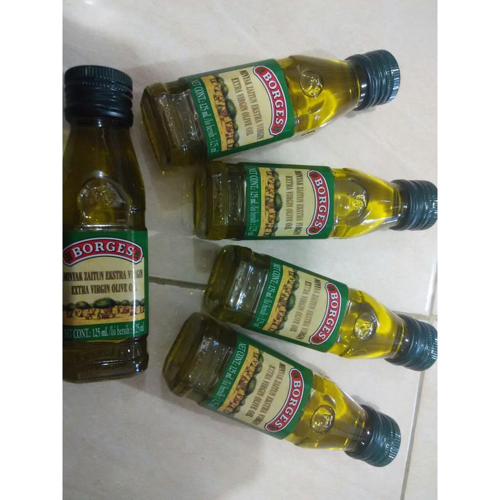 Minyak Zaitun BORGES Extra Virgin Olive Oil 500 ml   BORGES 500ml   Evo Borges 500   Shopee Indonesia