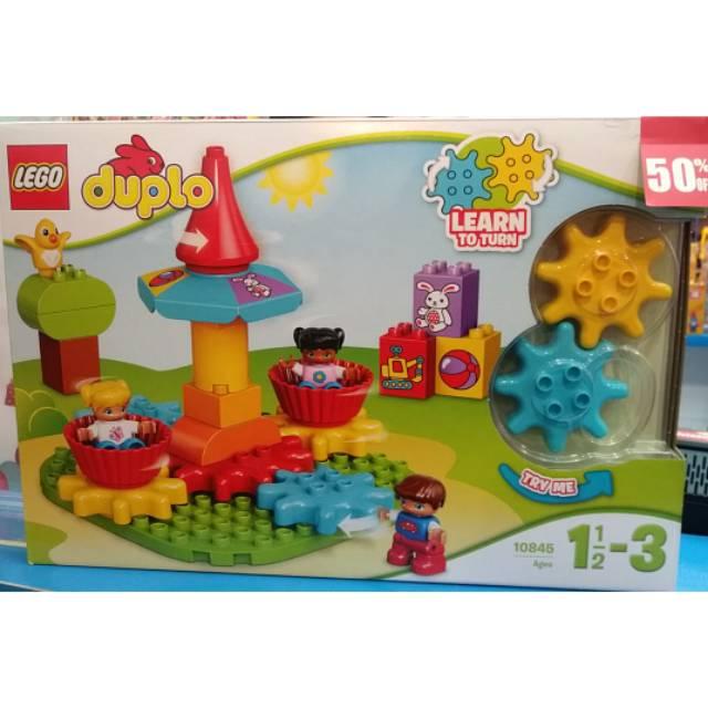 Sale 70 Lego Duplo 10845 Learn To Turn Shopee Indonesia