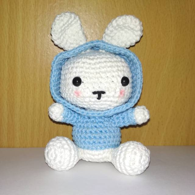 Bunny in a Hoodie   640x640