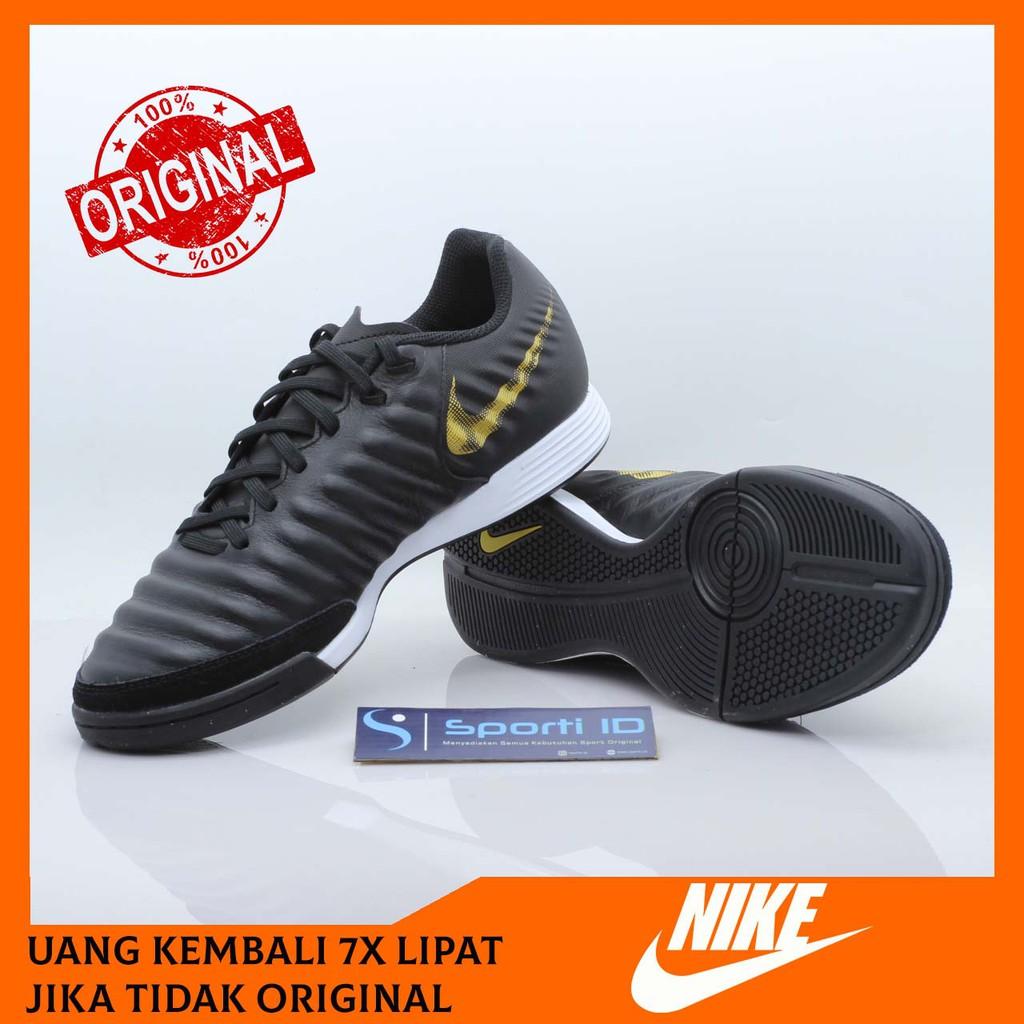 545aeda6ded Sepatu Futsal Nike Legend 7 Academy IC White AH7244-100 Original ...
