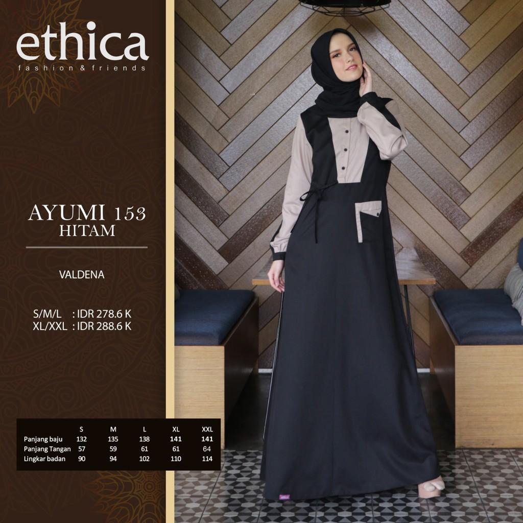 Gamis Terbaru 2020 Ethica Shopee Indonesia