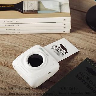 🌟SM🌟 Paperang P1 Pocket Small Wireless Bluetooth 4.0 Mobile Phone Instant Photo Printer