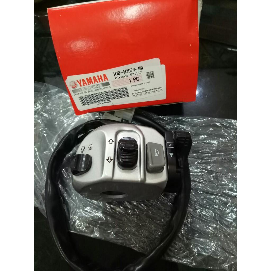 Saklar Set Kanan Yamaha Vixion Shopee Indonesia Swich Old Pnp Nmax Tanpa Potong Kabel