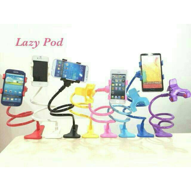 Lazy Pad Lazy Pod Tablet Flexible Holder Jepsis Jepit Narsis Baru Gan | Shopee Indonesia