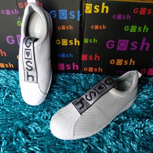 Sepatu gosh art 227 uk 38 white  4586094be4