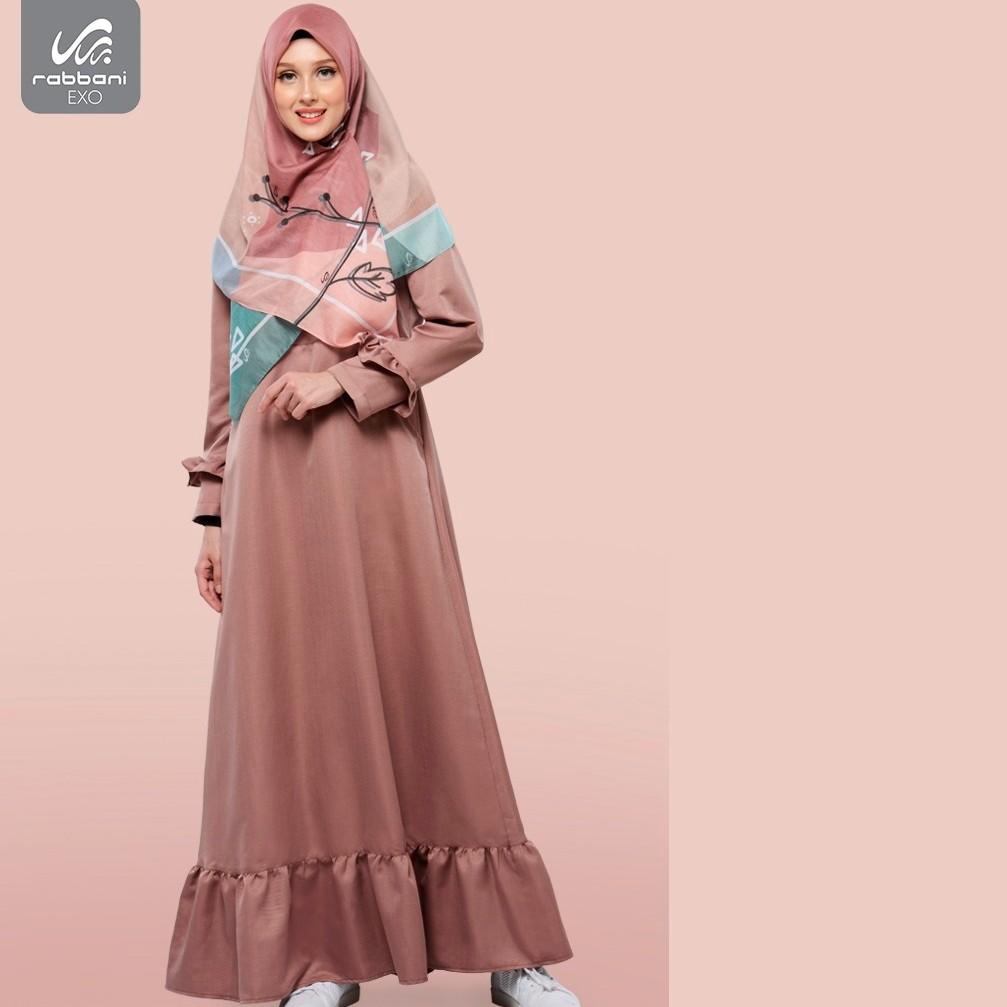 Terlaris dresslim rabbani baru size S M L XL baju gamis rabani lebaran  trend rabani keren terbaru mu