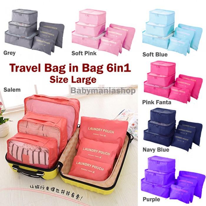 TGB 💕 Travel Mate, Toilet Bag Organizer, Tas Travelling Serbaguna Waterproof | Shopee Indonesia