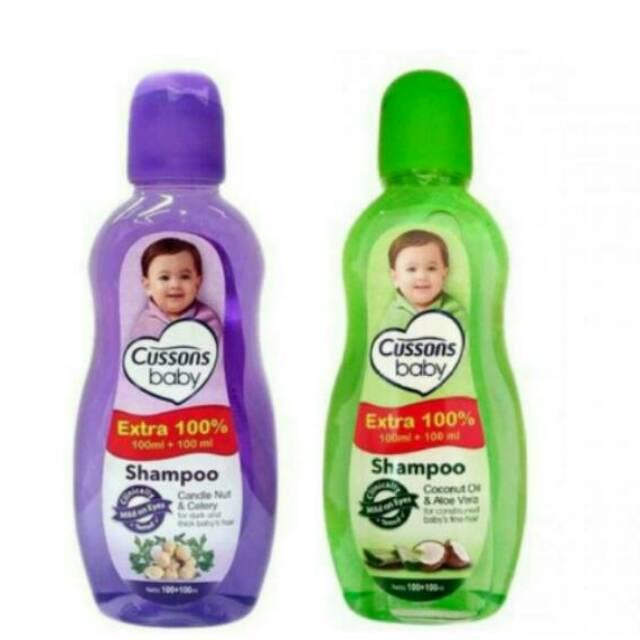 Cussons baby shampoo 200ml