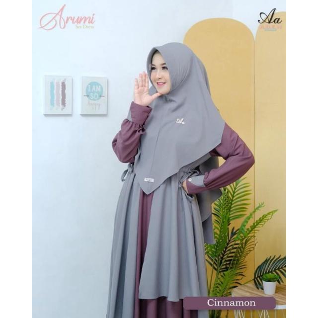 Gamis cantik By Aden (Arumi dress)