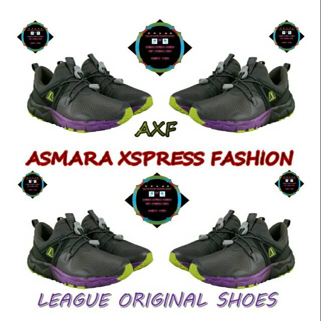 League Original Kumo 1.5 Camo Army Sepatu Lari Pria - Black Beluga Dark  Gull Grey Army  fa8b8f869d