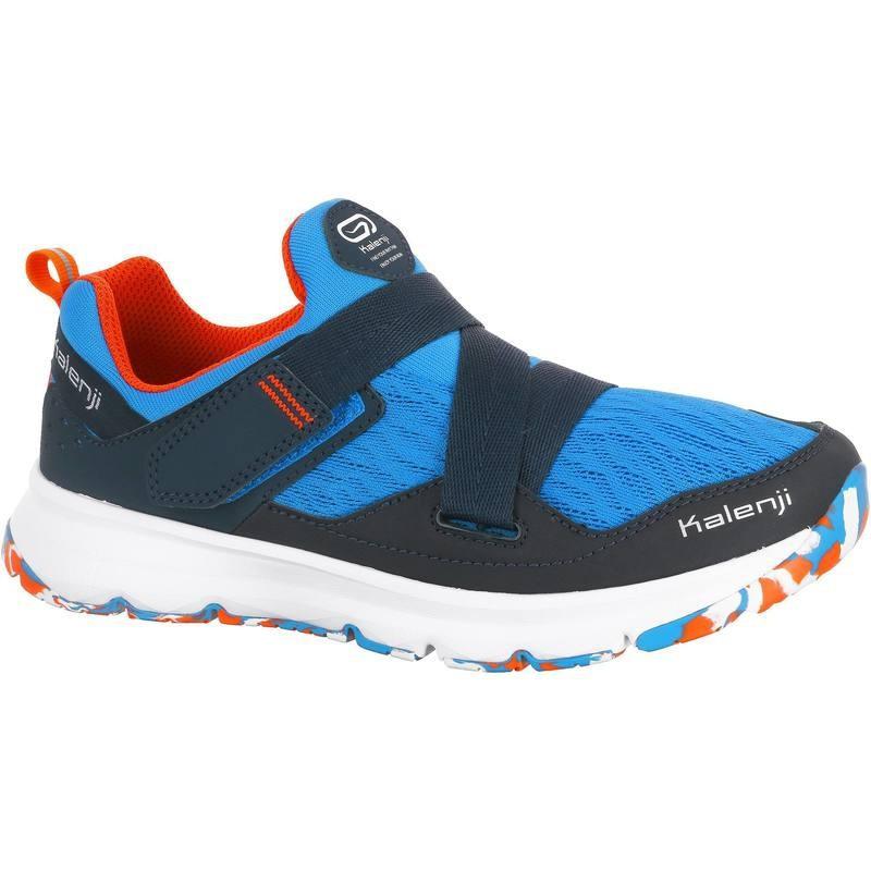 Sepatu Lari Pria - Running Shoes Men Original Catenzo AT 074 Blue Red  Bandung Ori  d379438888
