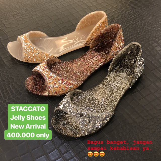 3b6caafeefc0 Staccato Jelly Shoes New Arrival