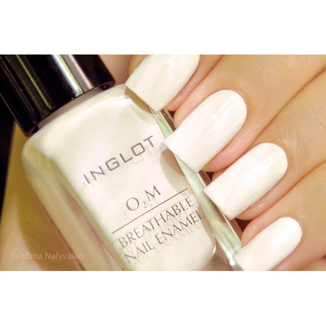 Inglot 601 Kutek Halal Nail Polish O2m French Manicure Shopee Indonesia