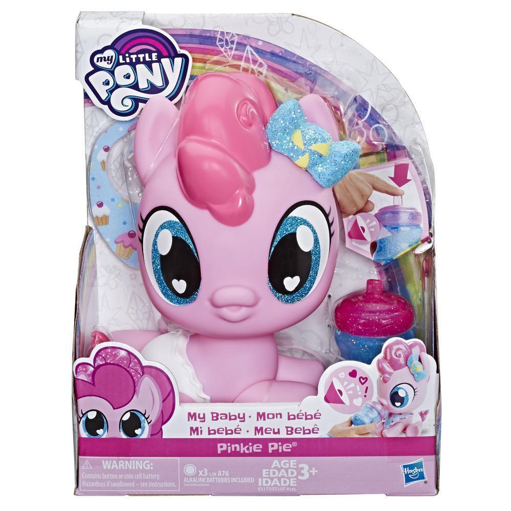 - My Baby Pinkie Pie My Little Pony Boneka Bisa Minum Dan Bersuara