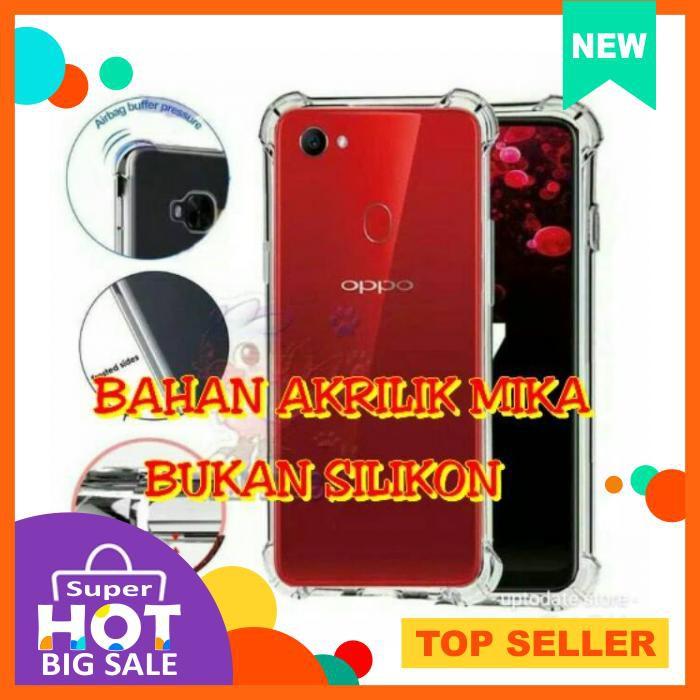 Harga Promo Fuze Anti Crack Oppo F9/Oppo F7 2018 Anti Shock Bahan Mika/ Akrilik Fyber Import | Shopee Indonesia