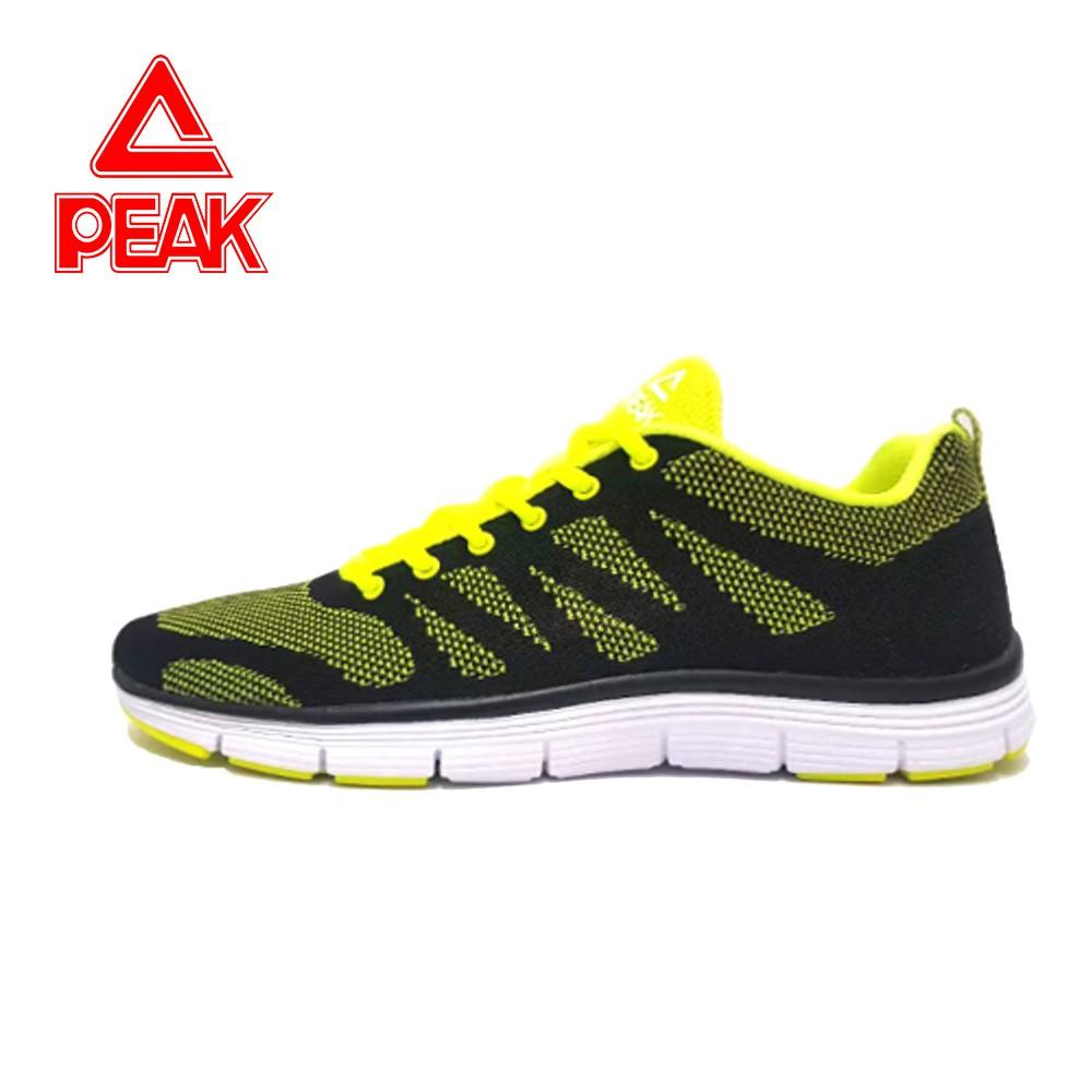 PEAK Indonesia Sepatu Olahraga Lari Pria Wanita  d26aa83f32