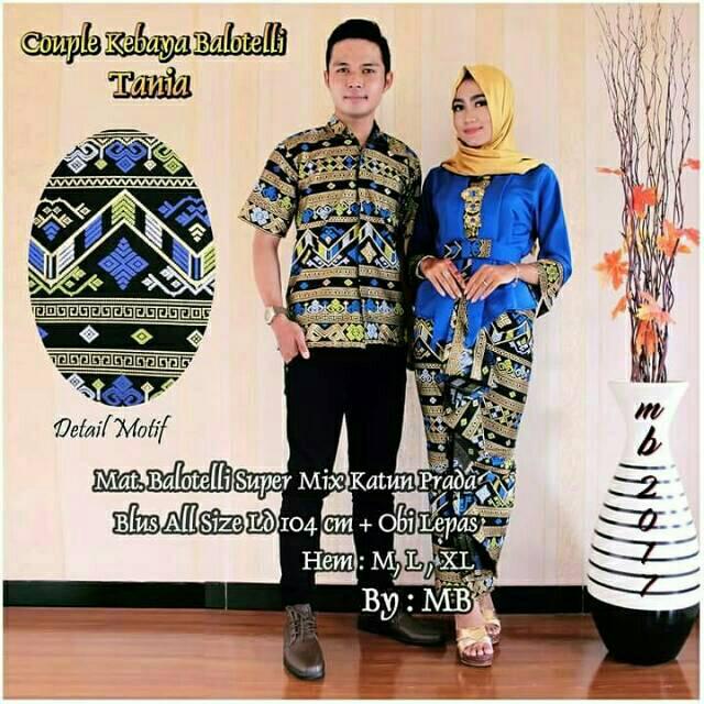 BATIK COUPLE TERMURAH - Batik Couple Kebaya Modern Sarimbit keluarga  termurah Gamis Talita Princess  c83e8749a6