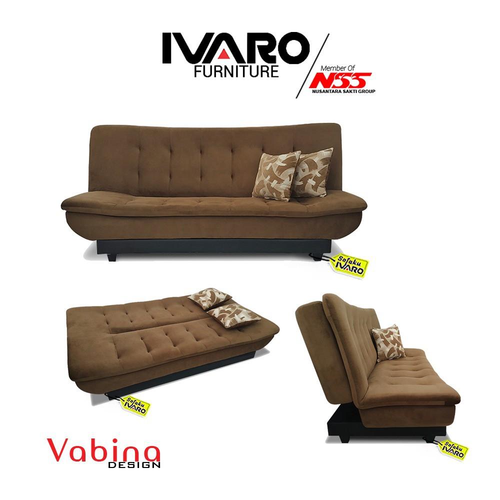 Sofa Bed Nala Ivaro Sofa Bed Minimalis Modern Multifungsi Sofa Dan Bed Shopee Indonesia