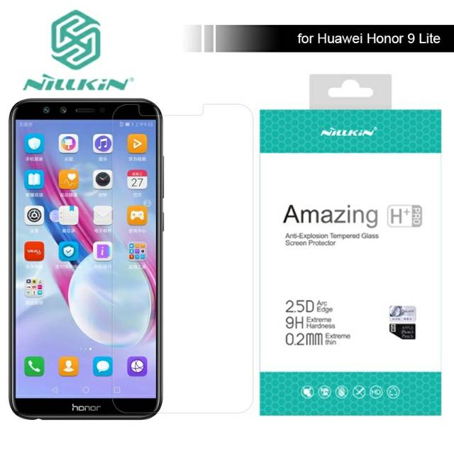 Nillkin Anti-Explosion H Tempered Glass Huawei Honor 3C | Shopee Indonesia