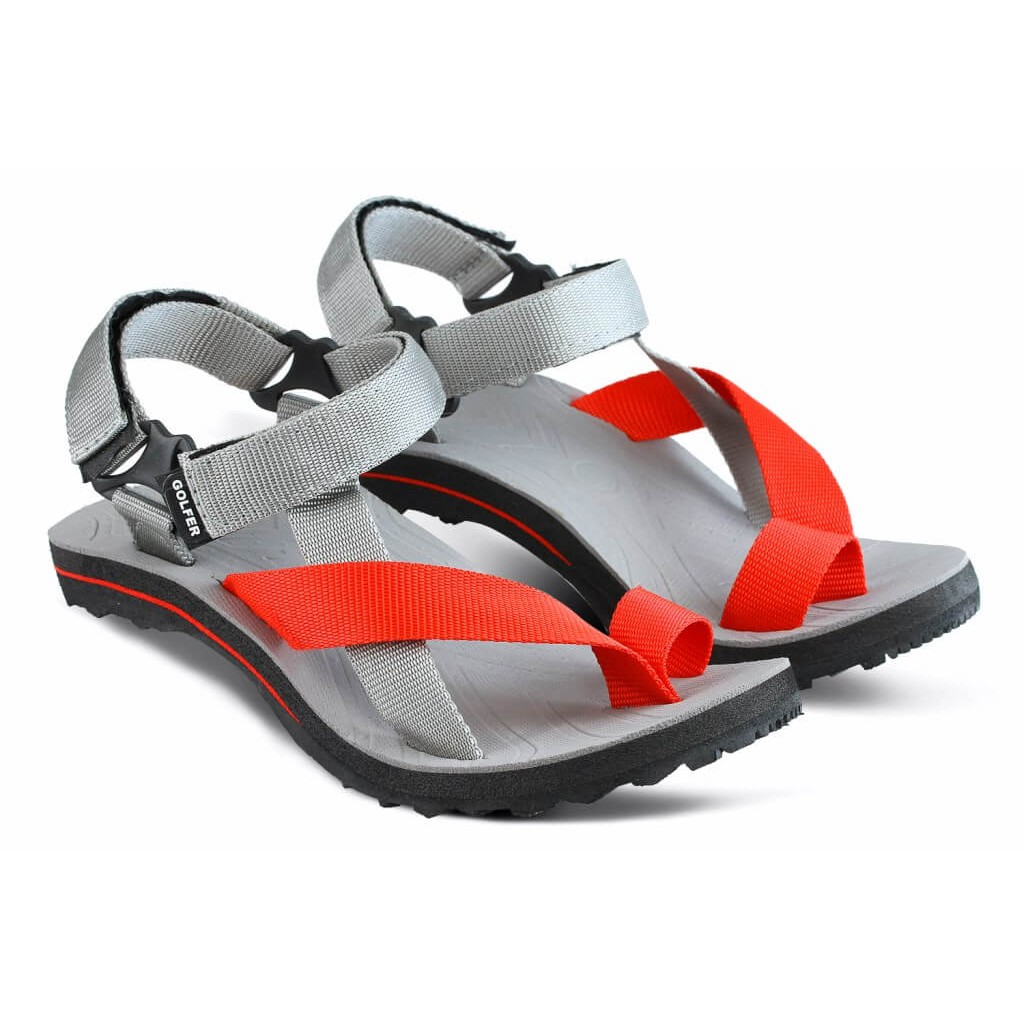 Save 11 Sandal Gunung Idiskon Adventure Pria Promo Trekking Gf