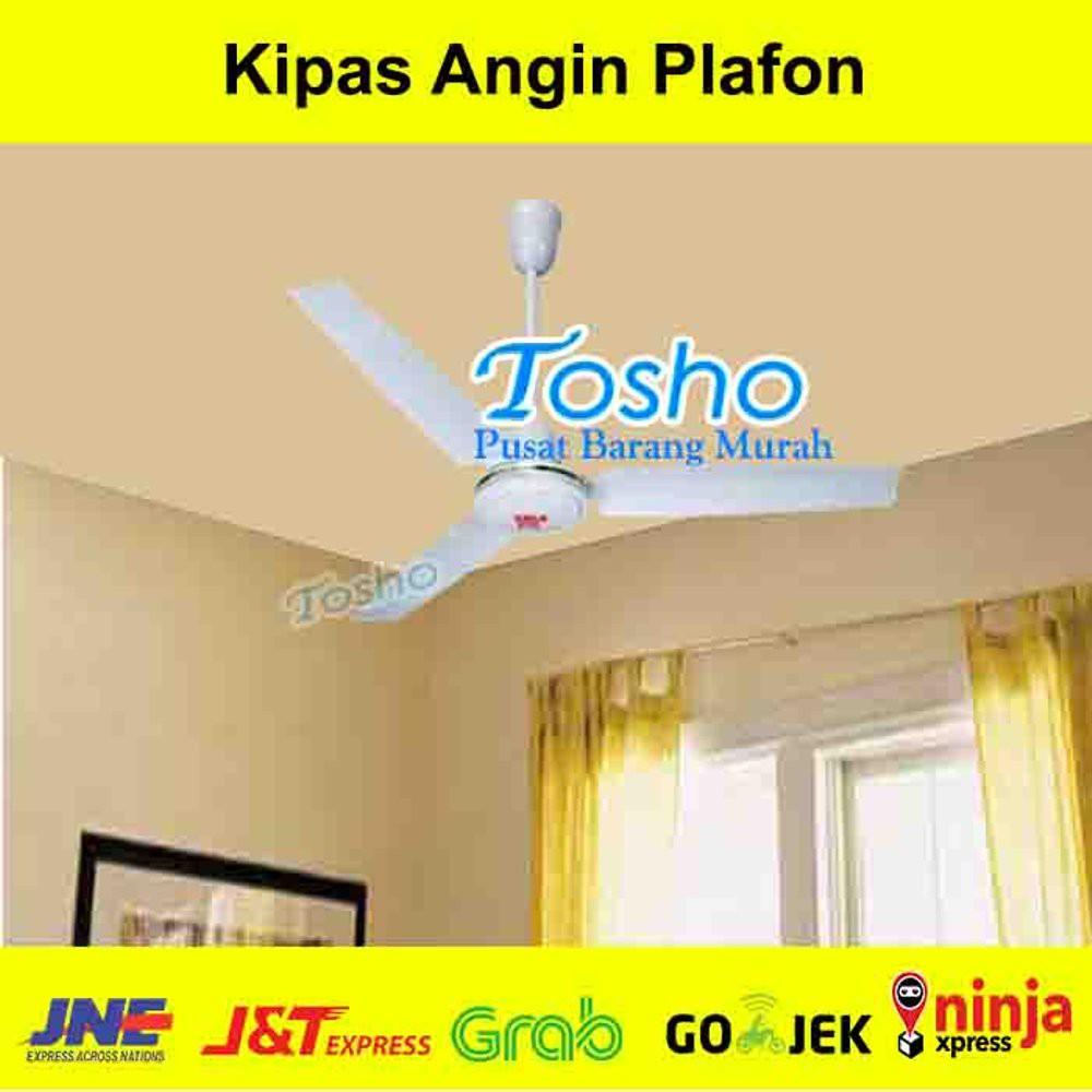 Kipas Angin Plafon Ceiling Fan Gmc Bm 503 Ukuran 56 Baling Miyoshi 2in1 Duduk Dan Dinding  Ekonomis Kualitas Mantap Besi Shopee Indonesia