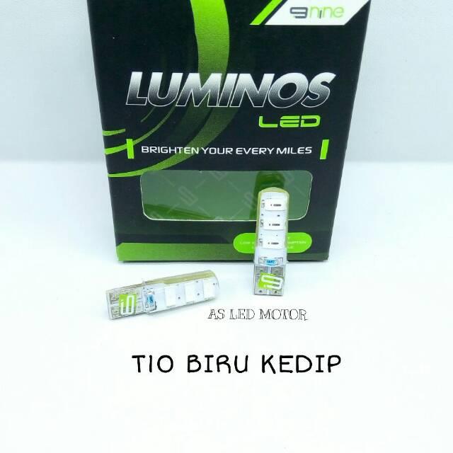 Led Senja T10 2 MODE CANBUS EMC Manteng & Strobo ...