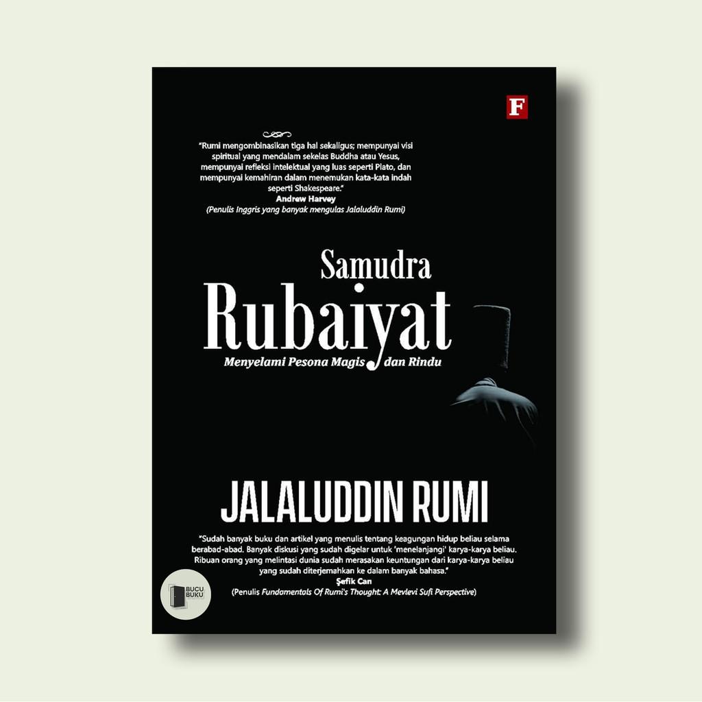 Samudra Rubaiyat Jalaluddin Rumi Shopee Indonesia
