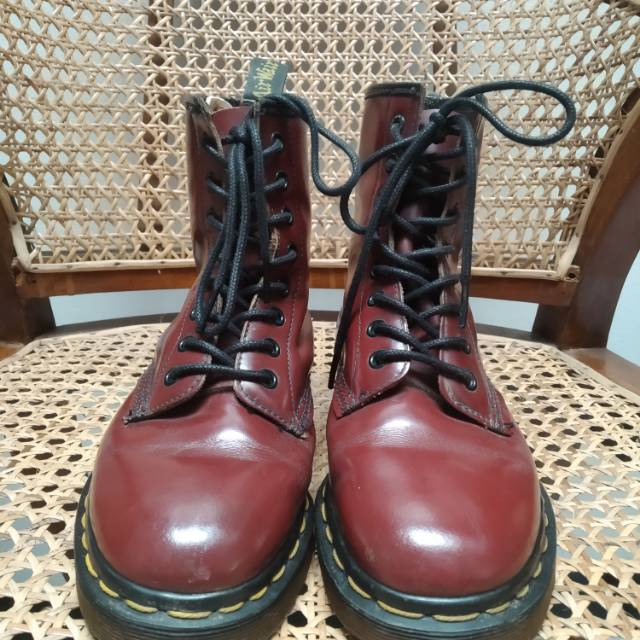 Preloved Dr. Martens boots original made in England