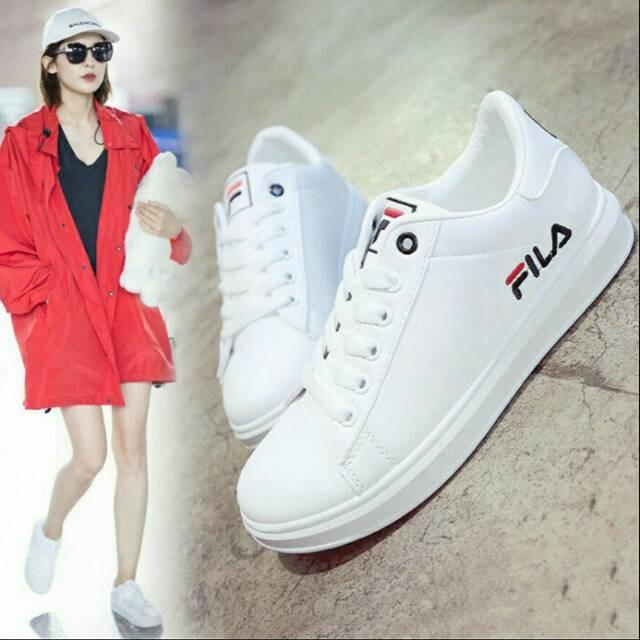 Sepatu Wanita Nania SDS274 Putih  ae11b78d6d