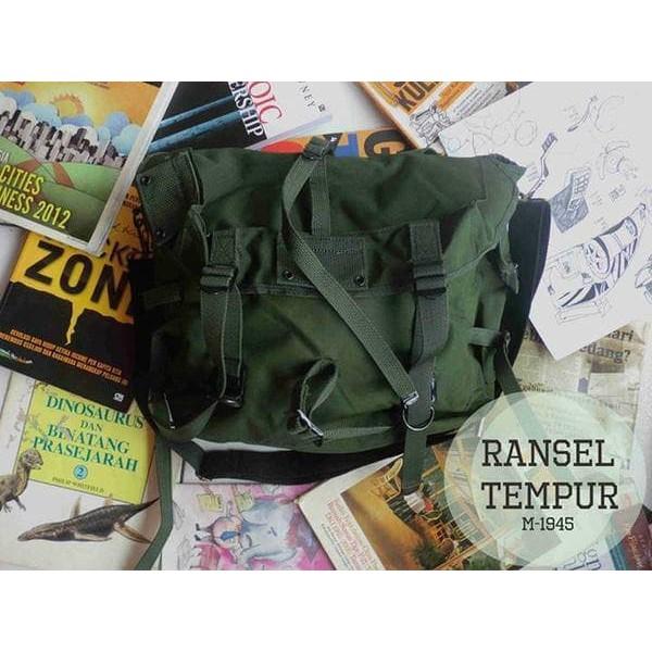Tas Tactical Ransel Army Punggung Militer Tentara Berkualitas PV334HD Stylish Refreshop | Shopee Indonesia