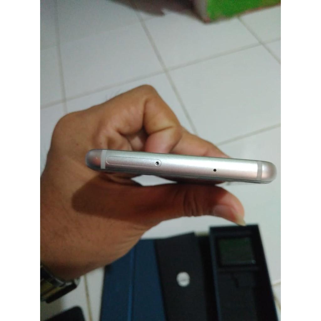 Samsung Galaxy S7 Edge Sein Silver Titanium 4 32 Gb Dual Sim Sm G935fd Garansi Resmi Shopee Indonesia