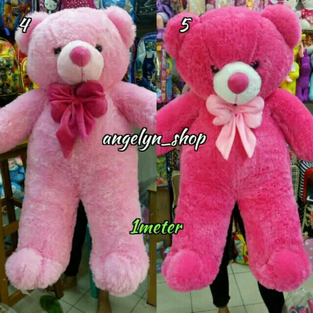 Boneka beruang teddy bear jumbo besar  3f11718f76