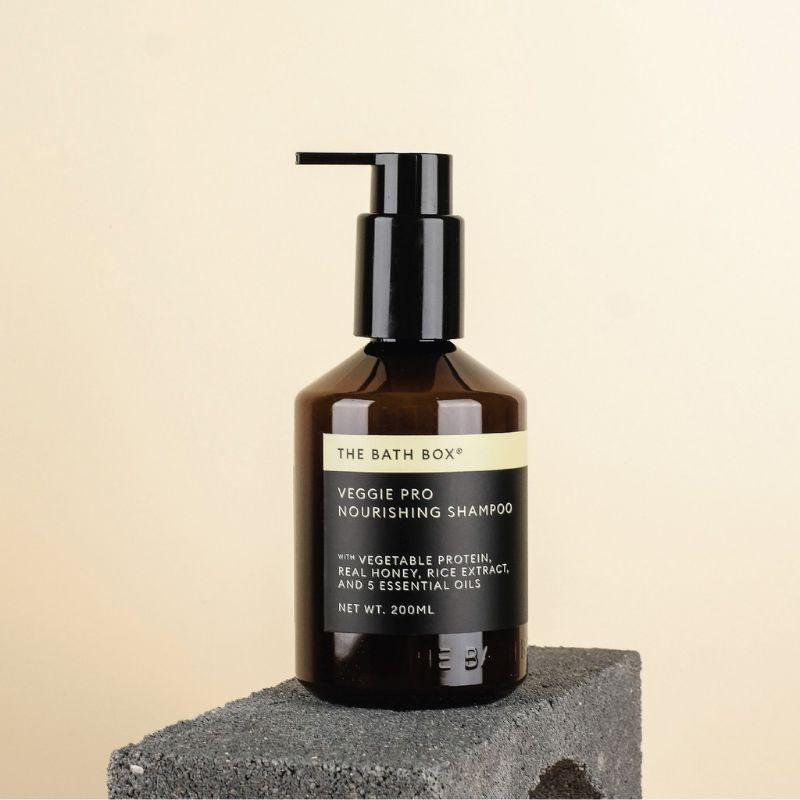 The bath Box Veggie Pro Nourishing Shampoo 200ml