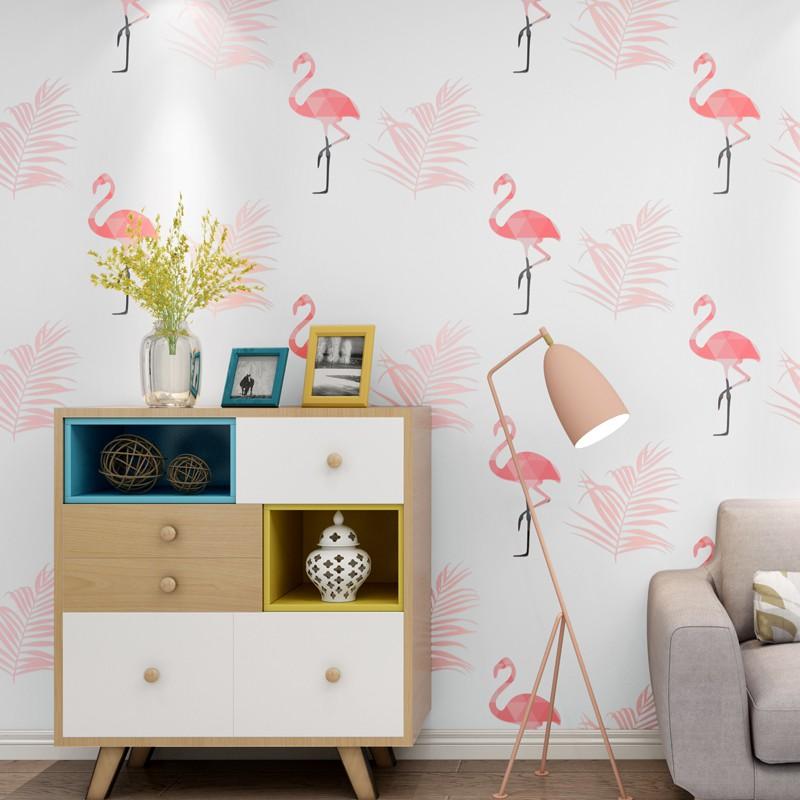 Stiker Dinding Dengan Bahan Mudah Dilepas Dan Gambar Burung