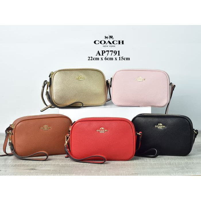 Coach New York Crossbody Bag  a36450979b