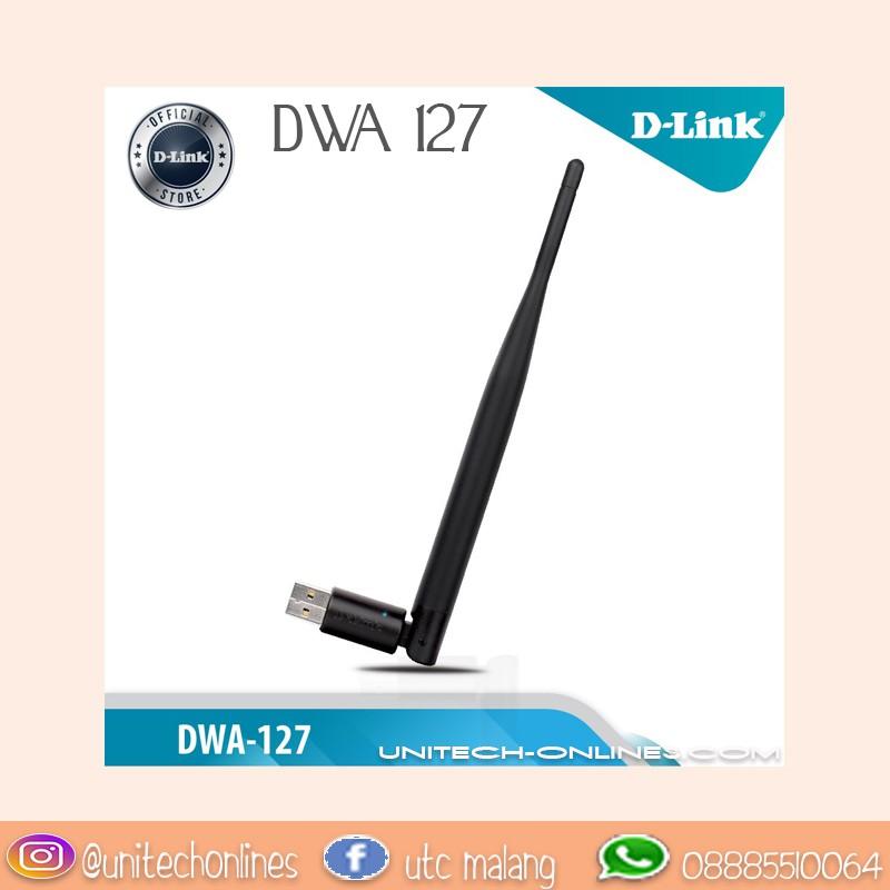 D-Link USB Wireless Adapter DWA-127