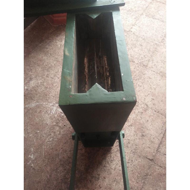cetakan batako - alat cetak batako