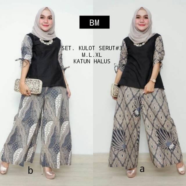 Setelan sakka set setelan batik batik murah batik katun  038a79d4ce