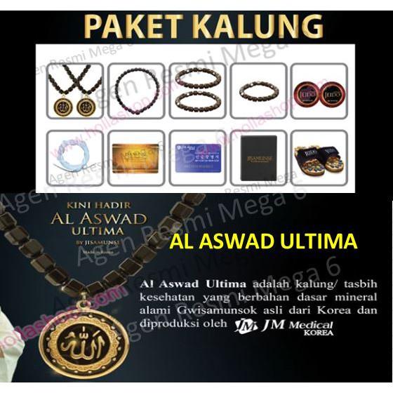 JISAMUNSE (Batu Gwisamunsok) Kalung Kesehatan Jisamunse Paket Family   Shopee Indonesia