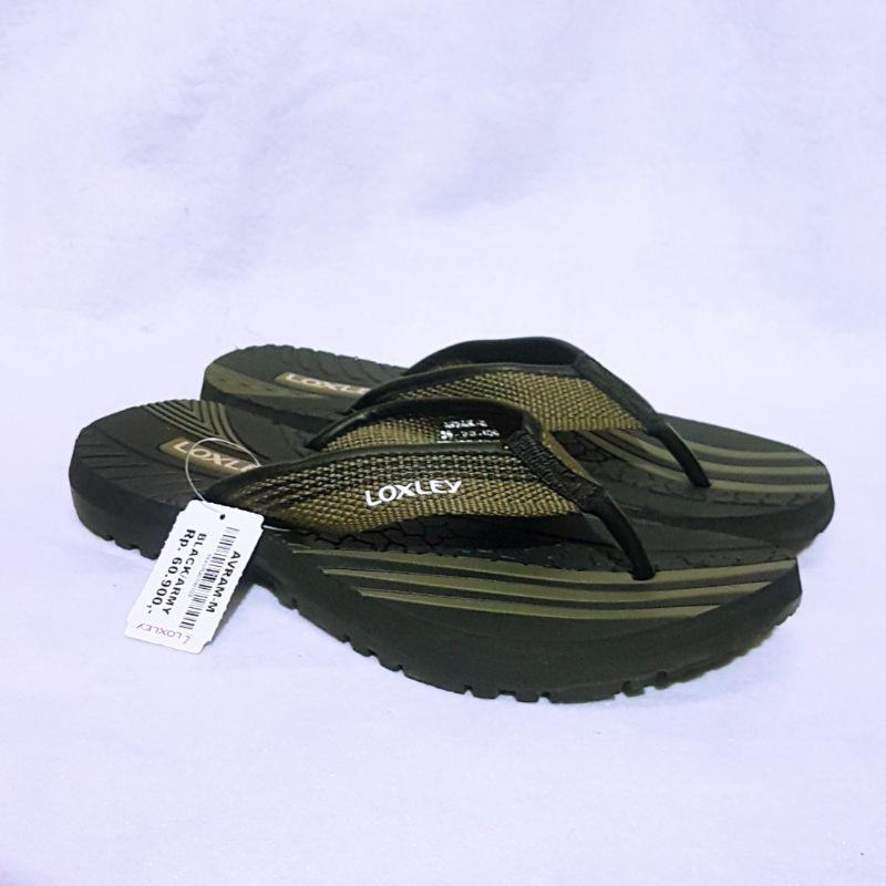 LOXLEY AVRAM-M/Sandal Japit Loxley/Sandal Army