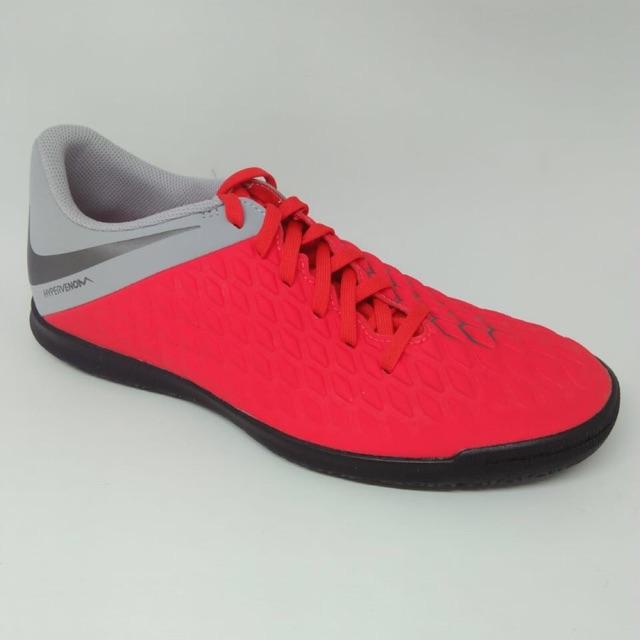 5d29f7283 Sepatu Futsal Nike Hypervenom Phantom 3 Club IC AJ3808-600 Pink ...