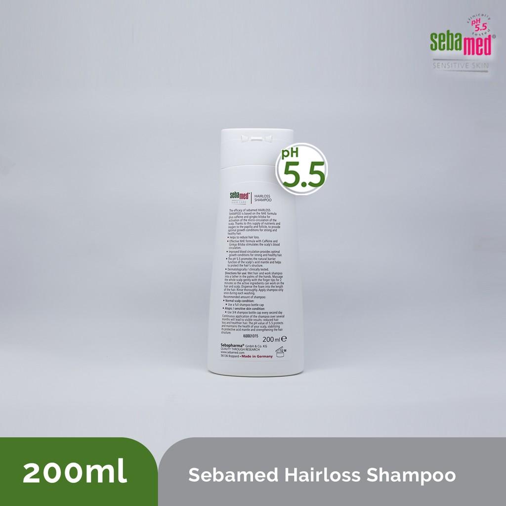 Sebamed Hairloss Shampoo 200ml-4