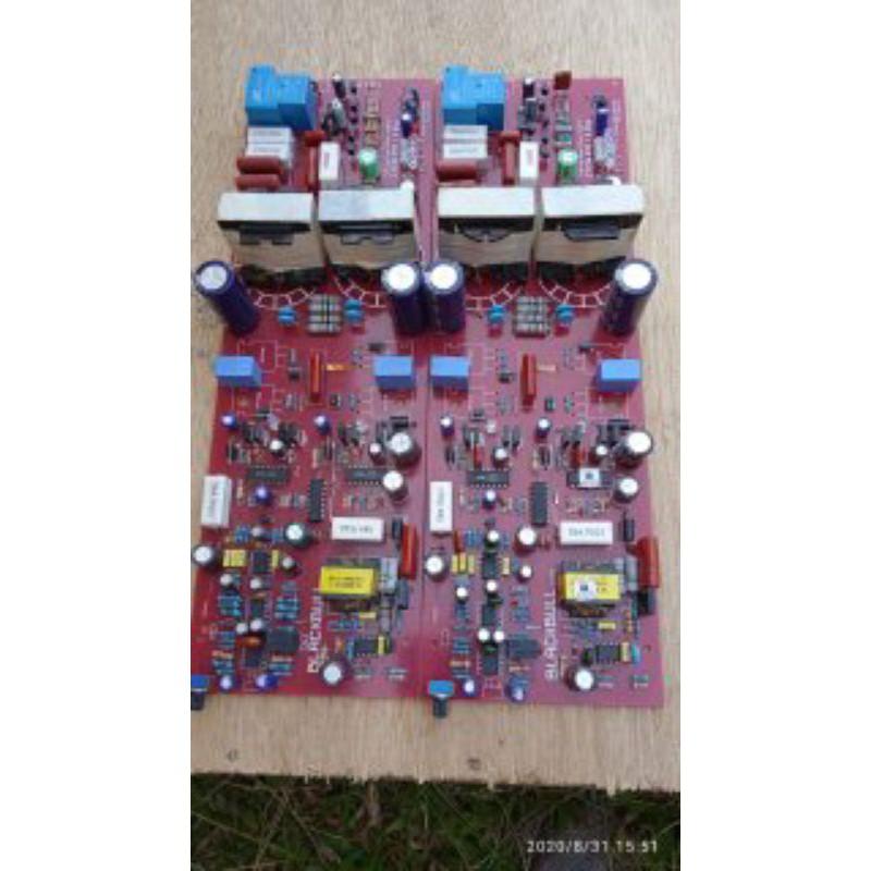 POWER AMPLIFIER CLASS D FULLBRIDG