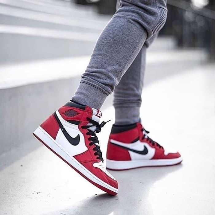 Ideal Dari Sepatu Fashion Air Jordan