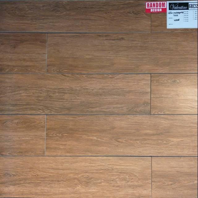 Granit Lantai Valentino motif Wood/kayu uk 15x60