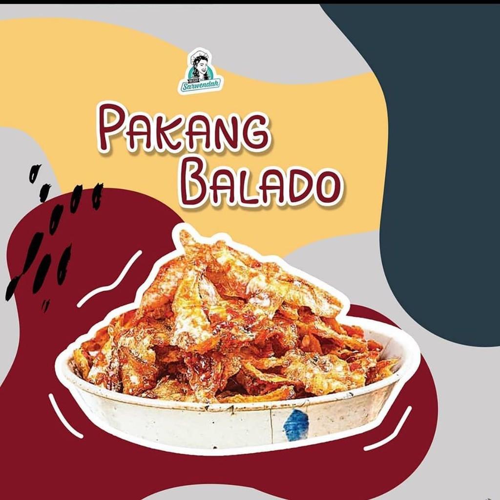 Resep Sarwendah Pakang Balado Lauk Pauk Spicy 200gr Shopee Indonesia