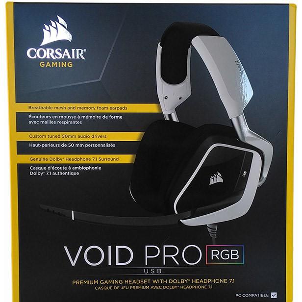 CORSAIR VOID PRO RGB USB Premium