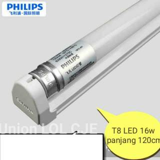 Lampu TL Ring LED ORANGE 17 WATT on