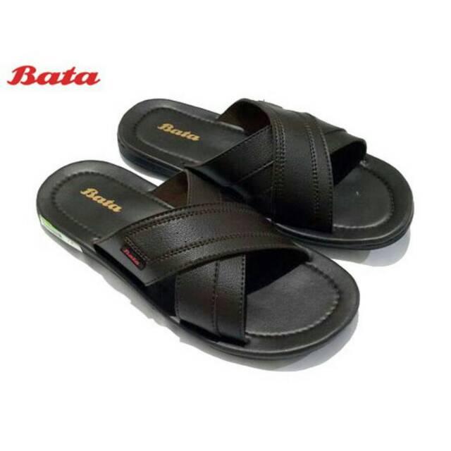 Sandal Bata Pria Uk 39 44 Shopee Indonesia