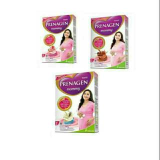 Prenagen Mommy 400gr Vanilla Coklat Strawberry Moka Kchijau Shopee Indonesia